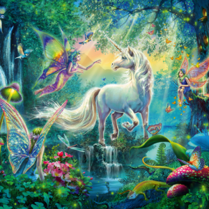 Mythical Kingdom 100 Piece Jigsaw Puzzle