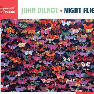Night Flight 1000 Piece Pomegranate Jigsaw Puzzle