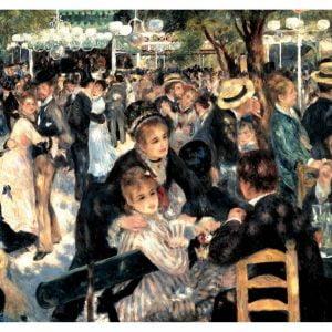 Piatnik - Renoir, Dance Le Moulin 1000 Piece Jigsaw Puzzle