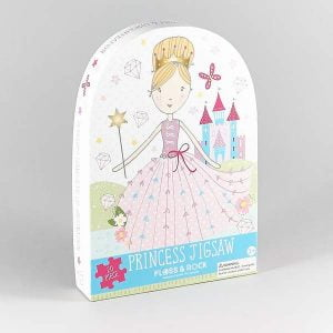 Princess 20 Piece Jigsaw Puzzle - Floss & Rock
