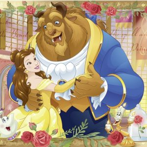 Ravensburger - Disney Belle & Beast 100 Piece Jigsaw Puzzle