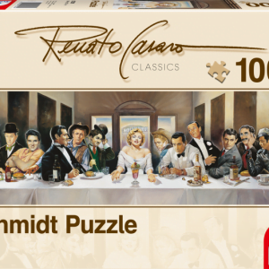 Retano Casaro - Invitation 1000 Piece Schmidt Jigsaw Puzzle