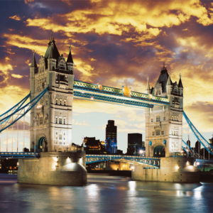 Schmidt - Tower Bridge London 1000 Piece Jigsaw Puzzle
