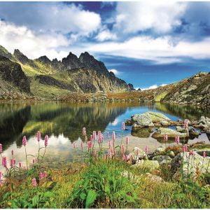 Starolesnianski Pond, Tatras, Slovakia 3000 Piece Trefl Jigsaw Puzzle