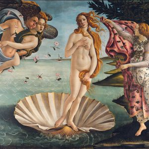 Tomax - Birth of Venus 4000 Piece Jigsaw Puzzle