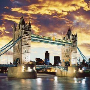 Tower Bridge London 1000 Piece Jigsaw Puzzle - Schmid