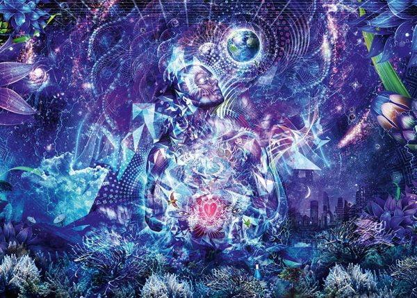 Transcendence 1000 Piece Jigsaw Puzzle - Schmidt