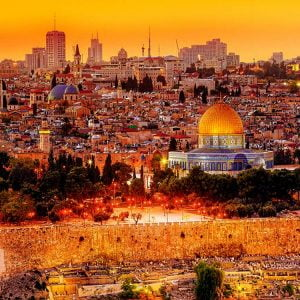 Trefl - The Roofs of Jerusalem 3000 Piece Jigsaw Puzzle