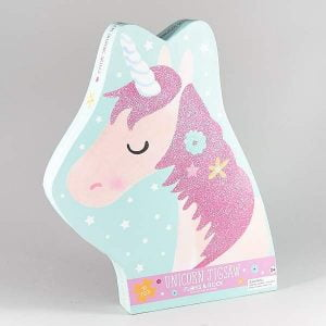Unicorn 40 Piece Jigsaw Puzzle - Floss & Rock