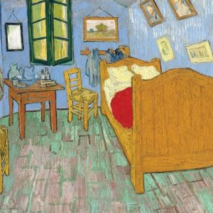 Van Gogh - Bedroom At Arles 4000 Piece Tomax Jigsaw Puzzle