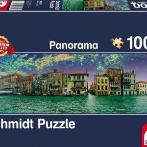 View of Venice 1000 Piece Jigsaw Puzzle - Schmidt