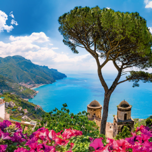 View over Amalfi Coast 1000 Piece Schmidt Jigsaw Puzzle