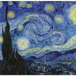 Vincent Van Gogh - Starry Night 4000 Piece Jigsaw Puzzle