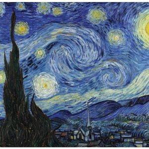 Vincent Van Gogh - Starry Night 4000 Piece Jigsaw Puzzle