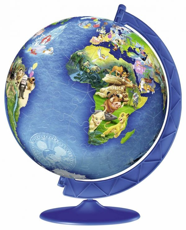 Disney Globe 3D 180 Piece