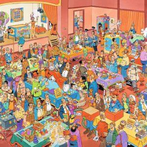 JVH The Magic Fair 1000 Piece Jigsaw Puzzle