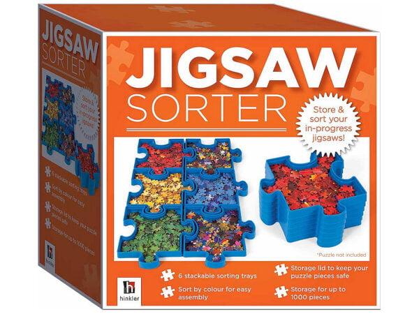 Jigsaw Sorter - Hinkler
