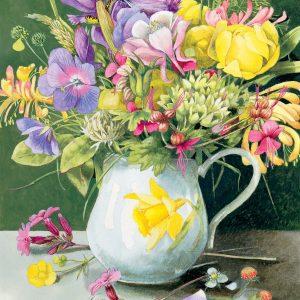 Marjolein Bastin - Floral Flair 300 Piece Jigsaw Puzzle