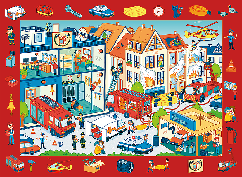 SHOP CHILDREN'S PUZZLES