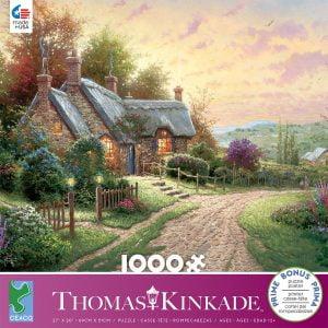 Thomas Kinkade 1000 Piece Jigsaw Puzzle - Ceaco