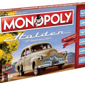 Monopoly Holden 70th Anniversary Edition
