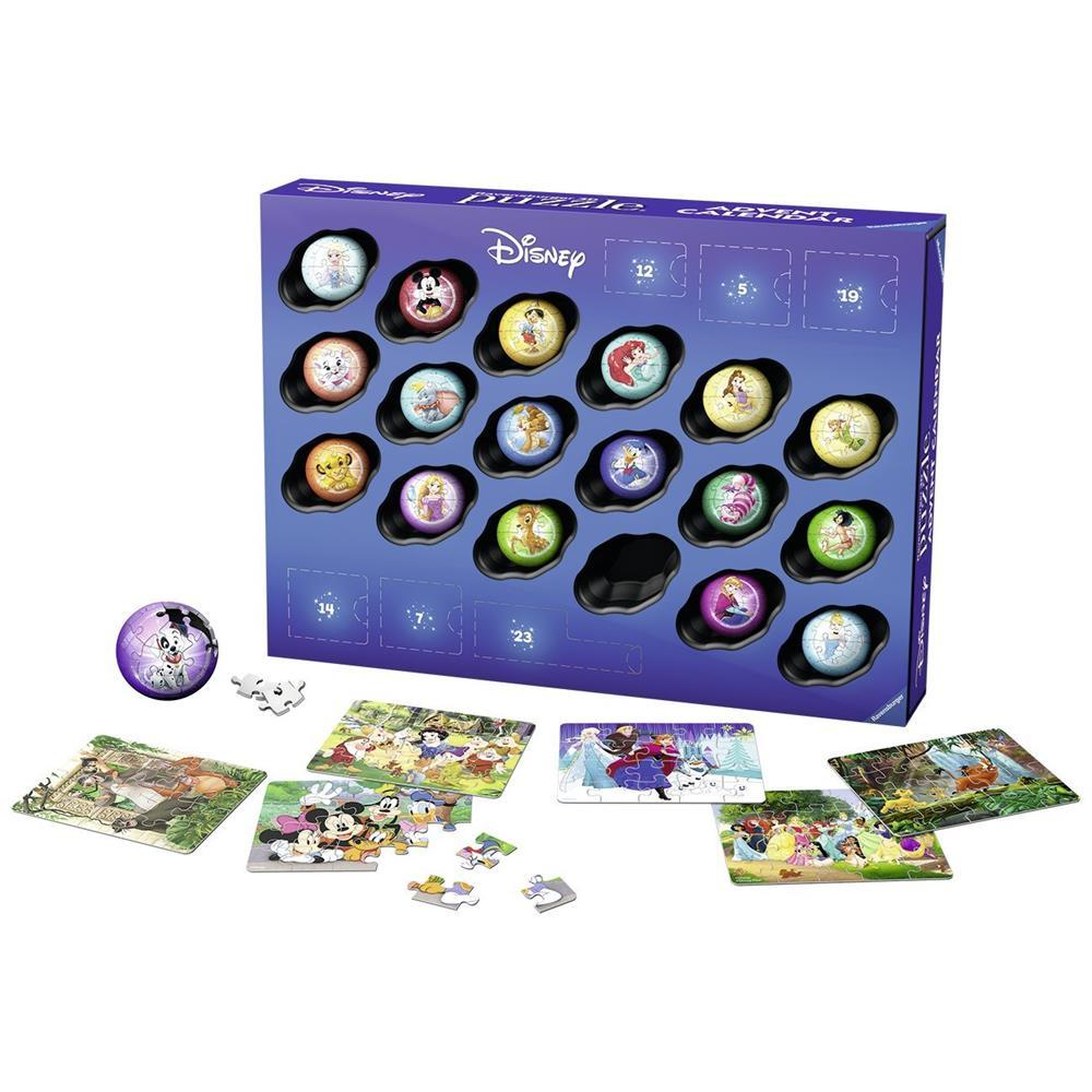 disney advent calendar ravensburger. Black Bedroom Furniture Sets. Home Design Ideas
