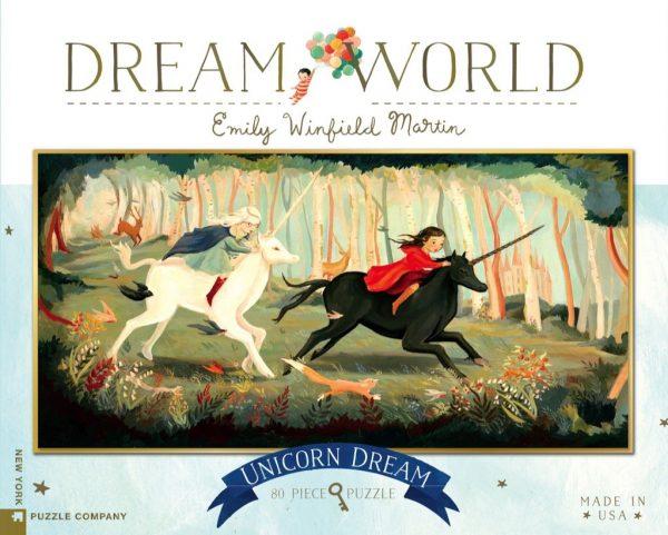 Dream World - Unicorn Dream 80 Piece Jigsaw Puzzle