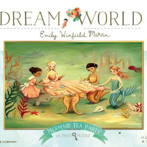 Dream World - Mermaid Tea Party 60 Piece Jigsaw Puzzle