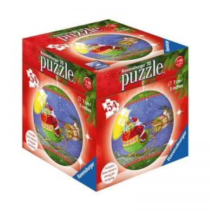 3D Puzzleball Christmas Ornament - Ravensburger