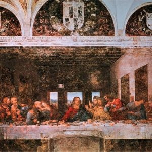 The Last Supper 2000 Piece Jigsaw Puzzle - Tomax