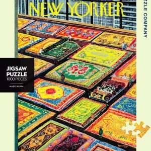 The New Yorker - Rug Shopping 1000 Piece Jigsaw Puzzle