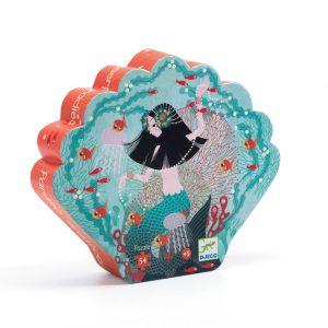 Aquatic Paradise 54 Piece Silhouette Box Jigsaw Puzzle - Djeco