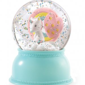 Globe Night Light - Unicorn - Djeco
