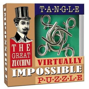 Great Zucchini Tangle Puzzle