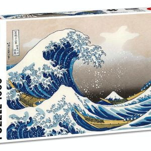 Hokusai, The Great Wave 1000 Piece puzzle