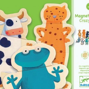 Magnetics - Crazy Animals - Djeco