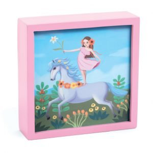 Picture Light Enchanted Unicorn - Djeco