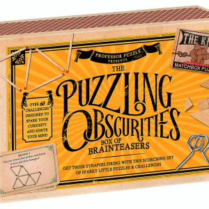Professor Puzzle - Puzzling Obscurities