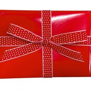 Gift Wrap Combo - Hot Red
