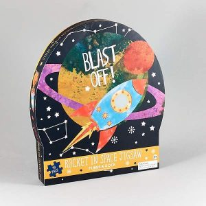 Space 40 Piece Jigsaw Puzzle - Floss & Rock