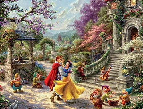 Thomas Kinkade 4-in-1 Multipack Puzzles (500 Piece Each)