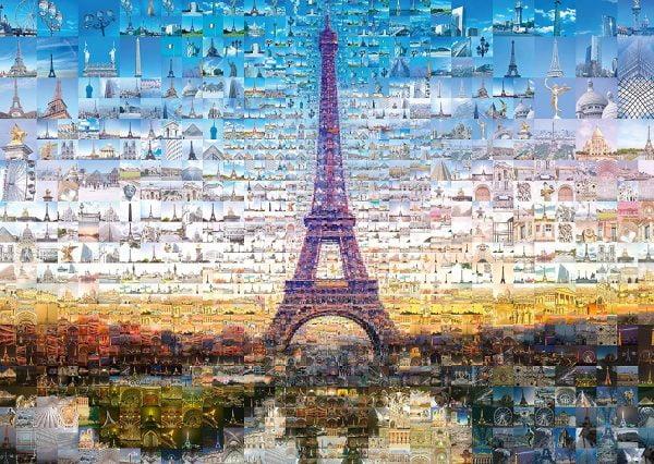 Tsevis - Paris 1000 Piece Jigsaw Puzzle - Schmidt