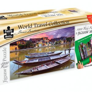 World Travel Collection - Jigsaw Mat + Hoi An Vietnam