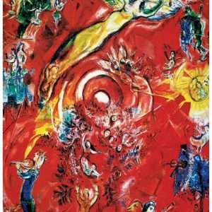 Chagall - The Triumph of Music 1000 Piece Jigsaw Puzzle - Eurographics