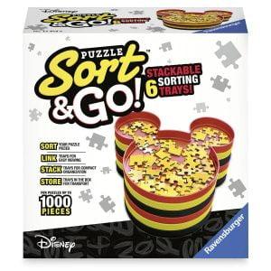 Disney Mickey's Sort & Go Puzzle Sorter - Ravensburger