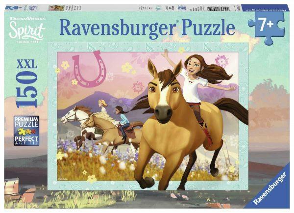 DreamWorks Spirit Riding Free - Wild & Free 150 Piece Jigsaw Puzzle - ravensburger