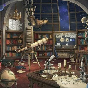 Escape 1 - The Observatory 759 Piece Jigsaw Puzzle - Ravensburger