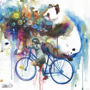 Free Colours - Universe Creator 1000 Piece Jigsaw Puzzle - Heye