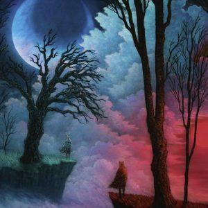 Inner Mystic - Worlds Apart 1000 Piece Jigsaw Puzzle - Heye