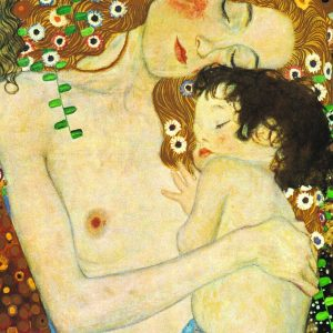 Klimt - Mother and Child 1000 Piece Jigsaw Puzzle - Eurographics